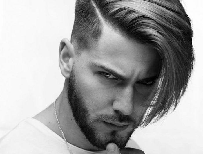 1001 Ideen Fur Undercut Die Top Frisur Fur Manner Im 2021 Frisuren Lange Haare Manner Jungs Haarschnitte
