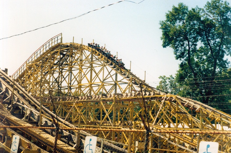 crystal beach amusement park Historical context history of amusement parks the early pleasure gardens of  europe are considered by historians to be a forerunner of modern amusement.