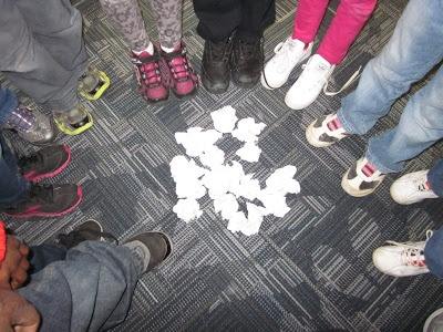 First Grade Fairytales: Snowball Fight!!!!