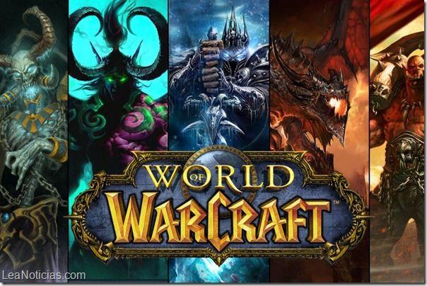 World of Warcraft llegó a 100 millones de cuentas únicas - http://www.leanoticias.com/2014/01/30/world-warcraft-llego-100-millones-de-cuentas-unicas/