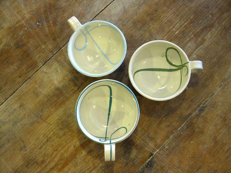 mugs by Anikó Udvari