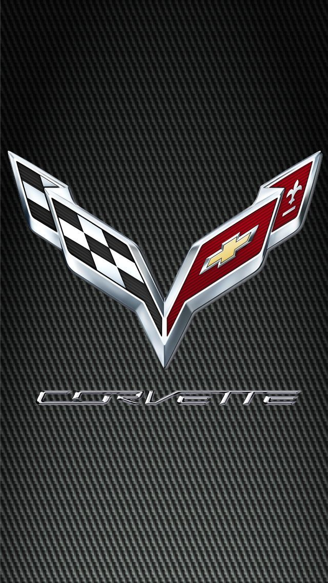 Corvette Logo Chevy In 2020 Luxury Car Logos Car Logos Ford Mustang Wallpaper