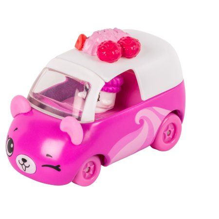 Cutie Car Shopkins Season 1, Frozen Yocart