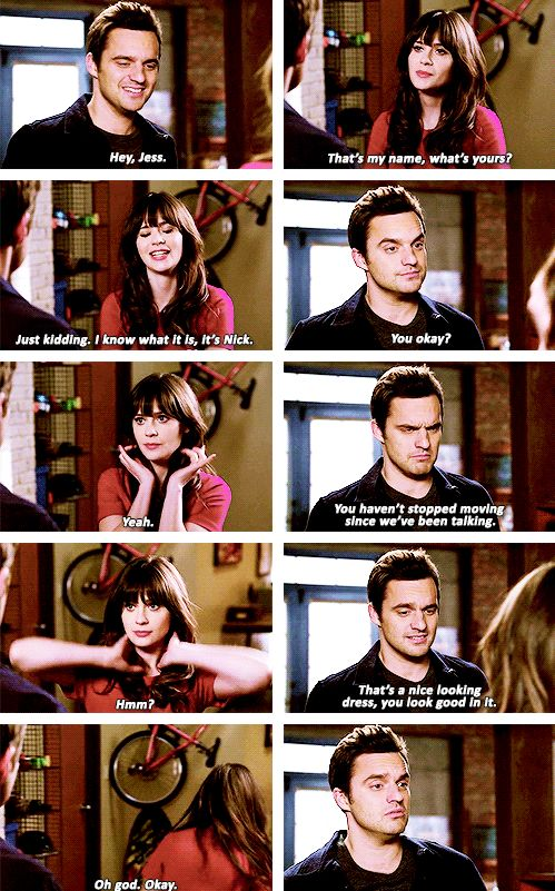 New Girl - Nick & Jess #2.19 #Season2