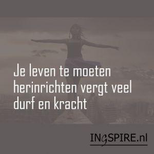 Spreuken & inspiratie om te delen | Ingspire - Ingspire.nl is de plek voor iedereen die toe is aan zingeving, verdieping en die bewust willen omgaan met zichzelf en hun naaste omgeving. Naast mooie spreuken, teksten & citaten die je kan delen vind je hier inspirerende artikelen en hulpbronnen op het gebied van persoonlijke groei, zingeving, spiritualiteit, geluk, gezondheid etc. Kortom alles voor een.. INSPIREREND LEVEN!