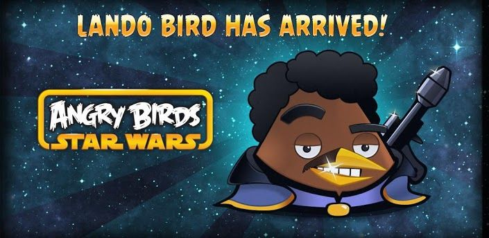 Angry Birds Star Wars HD v1.3.0 - Frenzy ANDROID - games and aplications