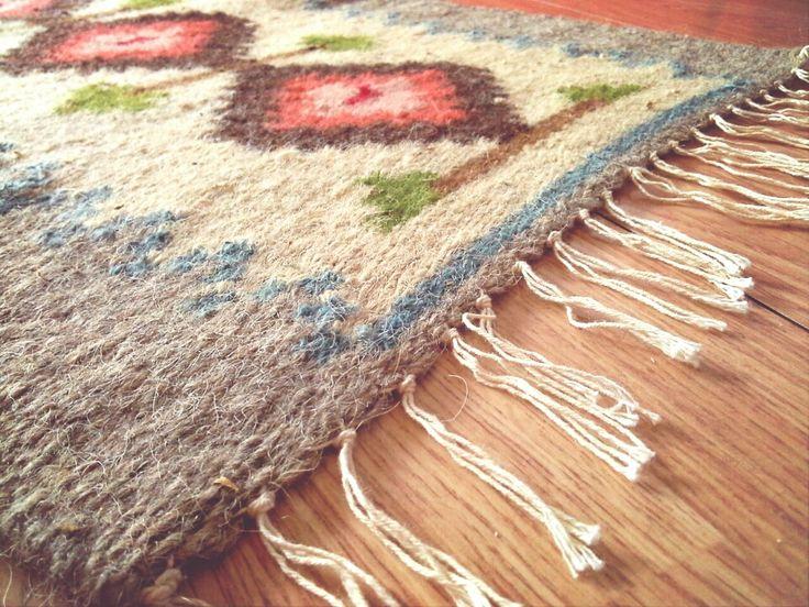 Covoras din lana (80 LEI la Caterine.breslo.ro)