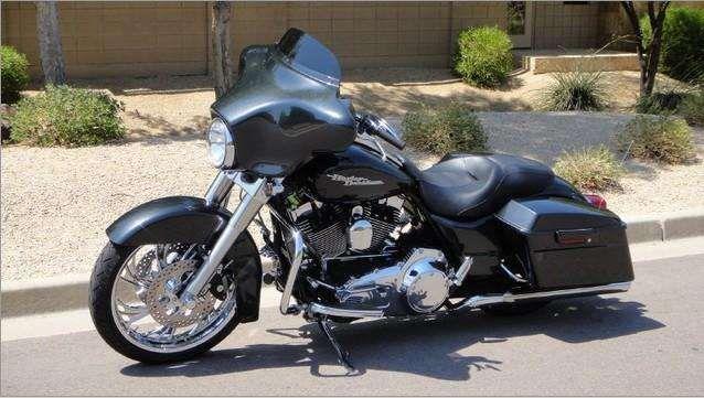 Harley Davidson Flhx Arizona   Mitula Cars