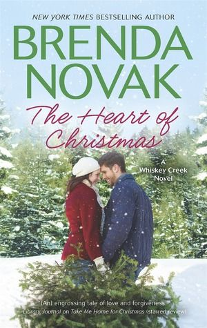 the Heart of Christmas (Whiskey Creek #7) by Brenda Novak: http://www.thereadingcafe.com/the-heart-of-christmas-whiskey-creek-7-by-brenda-novak-a-review/