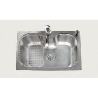 Futura Designer Single Bowl FS2417 Kitchen Sinks