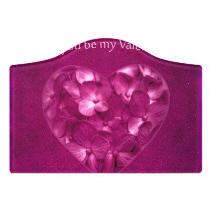 Valentine Day Print Design Door Sign - valentines day gifts gift ...