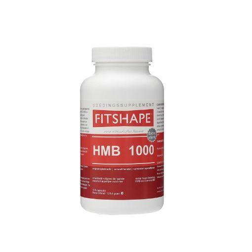 Description: Fitshape hmb HMB (Hydroxy Methyl Butaanzuur) is afgeleid van eiwitten die leucine bevatten. Het komt van nature net als bijvoorbeeld creatine slechts spaarzaam in voeding voor. Geringe hoeveelheden HMB worden aangetroffen in alfalfa baars en pompelmoes. Gebruik dagelijks 4 capsules Fitshape HMB voor het trainen of tijdens een wedstrijd als dagelijkse nutritionele ondersteuning voor sporters. Samenstelling per dagdosering van 4 capsules Hydroxy Methyl Butyrate (HMB) 1600 mg…