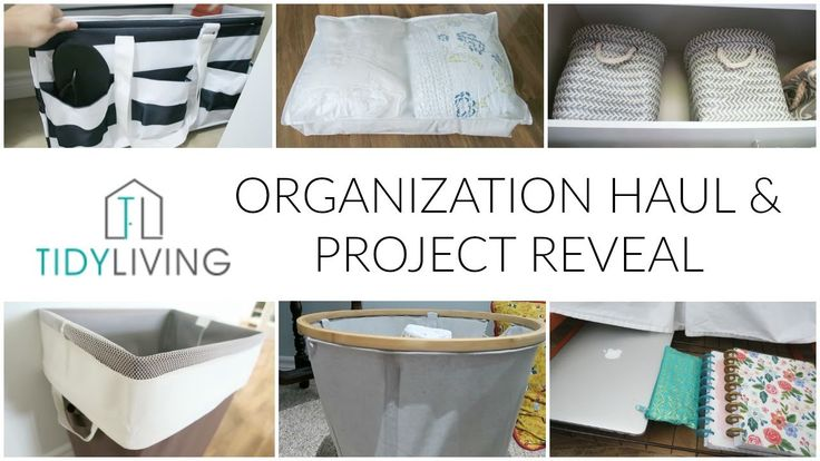 Sharing a mini organization haul and KonMari project reveal that I put together to remedy some trouble areas throughout our home, including under our bed, family room, closets and to manage our pool/beach tote!