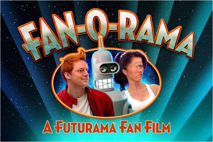 Fan-O-Rama, The Live-Action Futurama Fan Film Has Been Released and Is Now Available to Watch Online