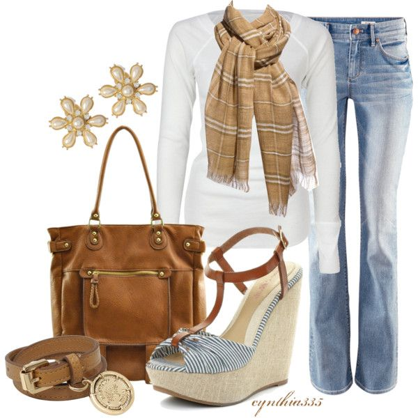 """""""Spring Outfit"""" by cynthia335 on PolyvoreFashion, Outfit Sets, Casual Outfit, Style, High Heels, Spring Outfits, Boots, Casual Spring Outfit, Tennis Shoes"""