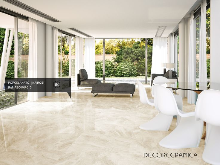 El #mármol de Europa se sintetiza en este #porcelanato #piso. Conoce más en #Decorceramica  http://bit.ly/1CZyo4G
