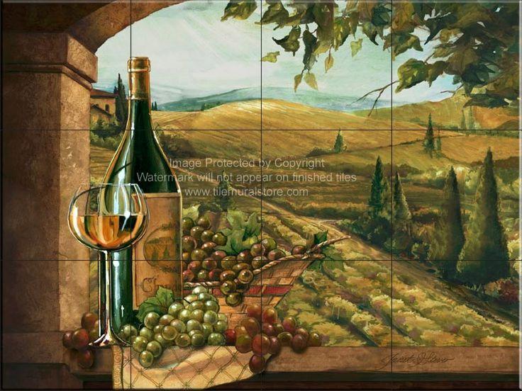 tuscan valley murals - Google претрага