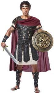 Romano Gladiatore Costumi Taglia M Da Uomo Adulto