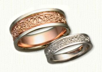 60 best 14kt Rose Gold Jewelry by deSignet images on Pinterest