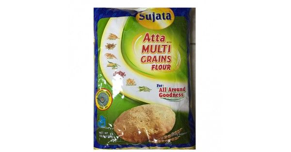 Sujata Multigrain Flour : Free shipping no minimum purchase : Maxsupermart.com