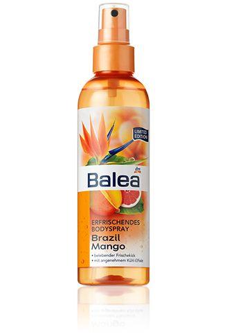 Balea Bodylotion Brazil Mango - riecht fantastisch und ist super ...