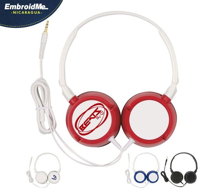 Audífonos de sonido