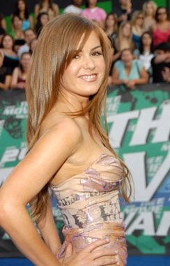 Isla Fisher Red Hair - fashion