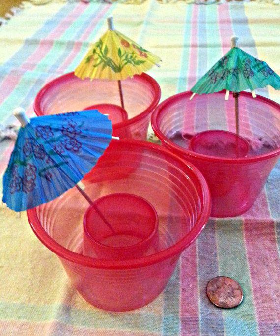 Bomber Blast Shot Cups plastic shot cups barbque by PartySurprise, $8.75