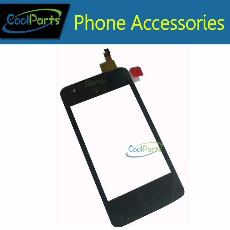 High Quality New  for Alcatel One Touch S'Pop OT4030 Touch Screen Digitizer Black Replcement Part 1PC/Lot #Affiliate