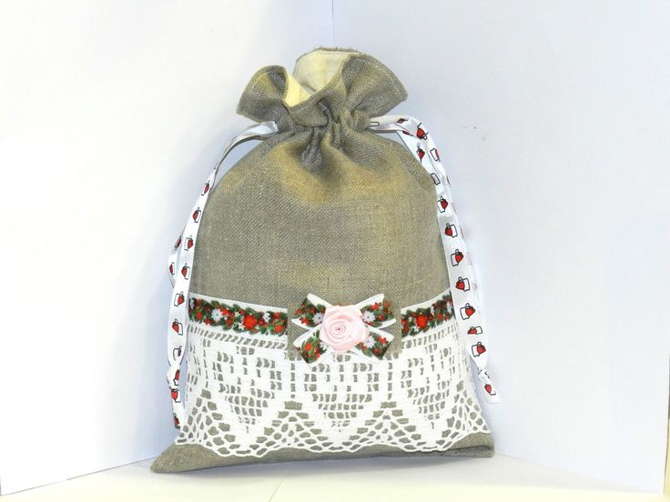 99 best Linen bags and purses! images on Pinterest   Linen bag ...