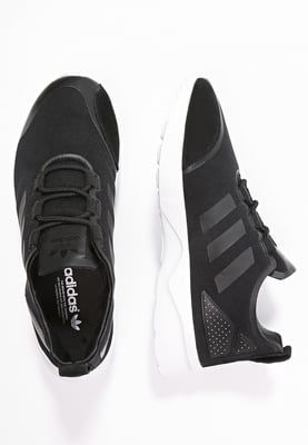 adidas Originals ZX FLUX VERVE - Sneakers - core black/core white - Zalando.se