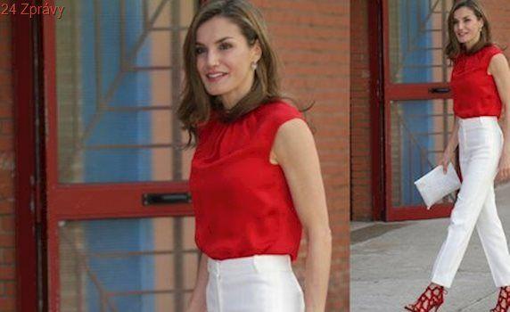 Styl podle celebrit: Inspirujte se tím, co nosí do práce španělská královna!