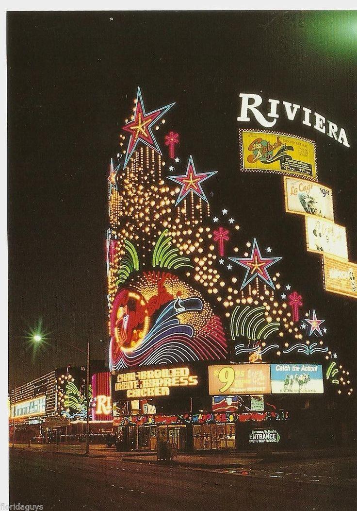 Riviera Hotel Casino Las Vegas Nevada