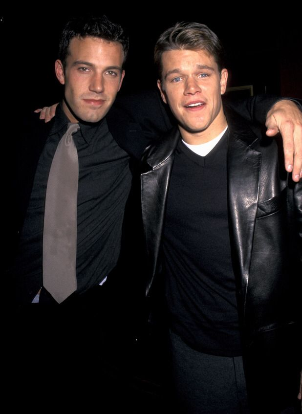 Matt Ben Matt Damon Matt Damon Young Young Ben Affleck