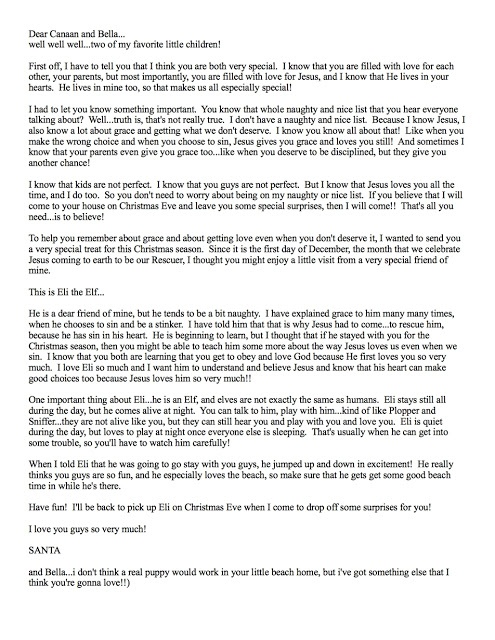 The 25+ best Letter explaining santa ideas on Pinterest - disagreement letter