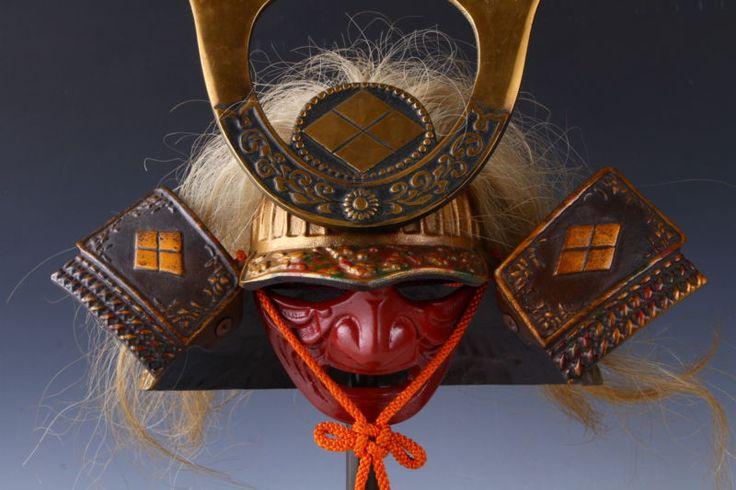 Takeda Shingen -middle size helmet- for display