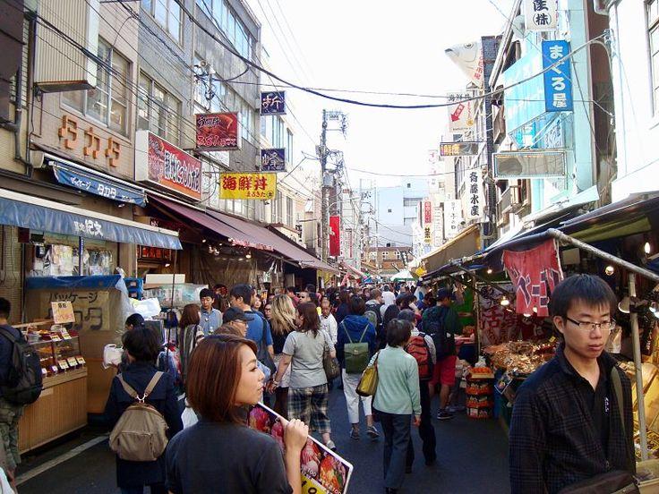 ¡La impresionante Tokio y algunos de sus imprescindibles!