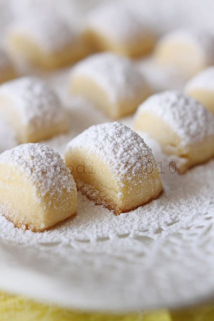 melting moments : shortbread cookies | Flickr - Photo Sharing!