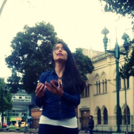 Malabariando en Lourdes.