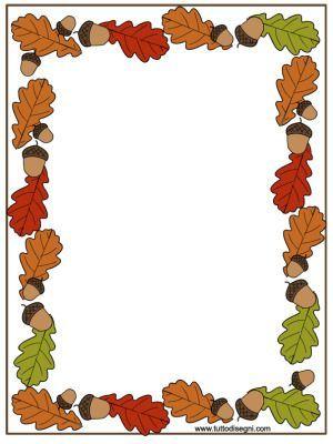 Rámeček - podzim