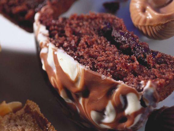 Belgische Pralinen-Muffins ist ein Rezept mit frischen Zutaten aus der Kategorie Muffins. Probieren Sie dieses und weitere Rezepte von EAT SMARTER!