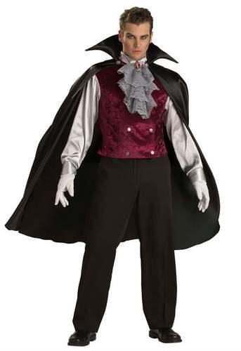 Фото костюма вампира