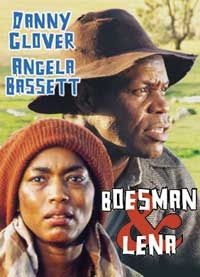 Boesman and Lena just had their shack bulldozed by the white Afrikaner government authorities during the apartheid era in South Africa. Walking with all they possess on their backs, they attempt to start over again in the Swartkops mudflats just outside Port Elizabeth. The play highlights the hardship, struggle, anger, low-self esteem and self-destruction that often accompany poverty and homelessness.