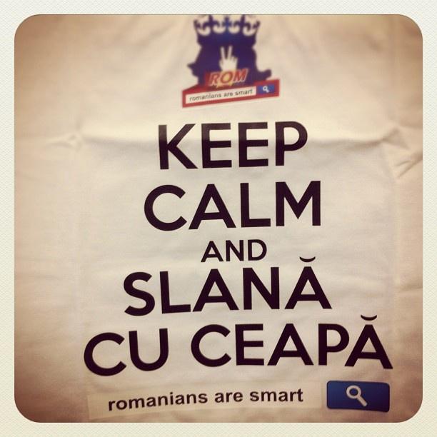 NOIEMBRIE - campanie #romaniansaresmart
