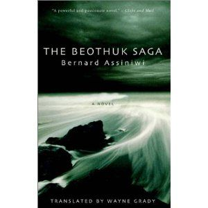 This astounding novel fully deserves to be called a saga. It begins a thousand years ago in the time of the Vikings in Newfoundland. It is crammed with incidents of war and peace, with fights to the death and long nights of lovemaking, and with accounts of the rise of local clan chiefs and the silent fall of great distant empires. Out of the mists of the past it sweeps forward eight hundred years, to the lonely death of the last of the Beothuk.