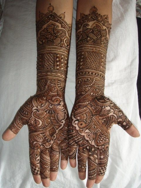 Looking For New Bridal Mehndi Designs Photos Find New