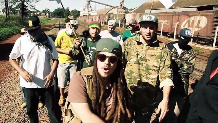 Cidade Verde Sounds - Missão de Paz (VIDEO OFICIAL HD)