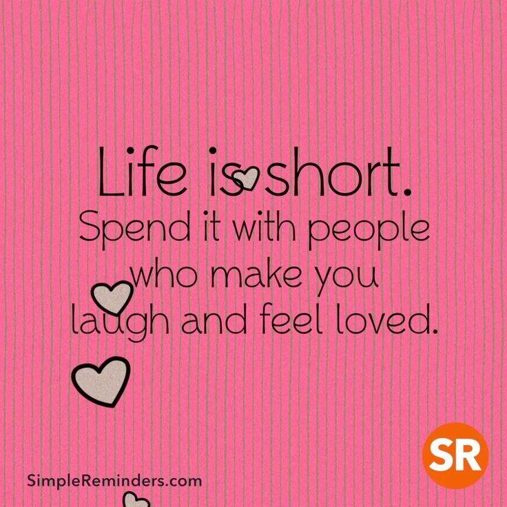 Life is short...very short...L.Loe