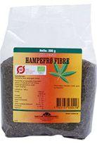 Hampefrø fibre er udvundet fra hampefrøene, når hampefrøene er presset fri for olie (hampeolie), tørres denne presning og er så vores produkt Hampefrø fibre.  Indeholder kostfibre og protein