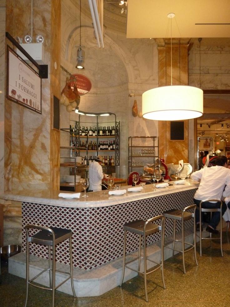 #Mosaico #Digitale at Eataly New York